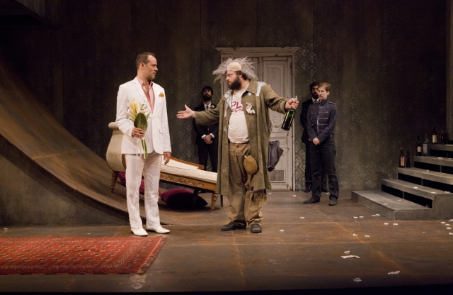 Pig Iron Theatre Company's production of Twelfth Night, Or What You Will